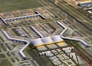 3. Havalimanında dev anlaşma