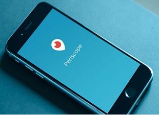Periscope'den Türk kullanıcılara müjde