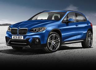 Yeni BMW X1 görücüye çıktı
