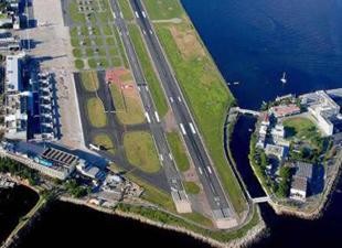 Rize'deki havalimanı dünyada bir ilk olacak