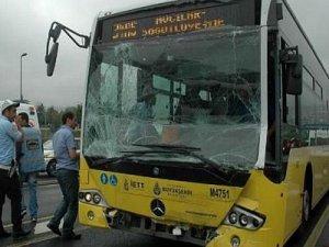 Metrobüs Kazası için İETT'den açıklama yapıldı