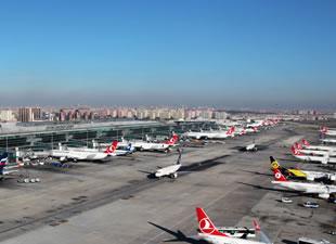 Atatürk Havalimanı Avrupa 4'üncüsü oldu