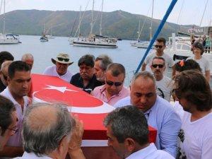 Efsane denizci Sadun Boro'ya son görev