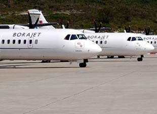 Borajet'e 5 uçak daha geliyor