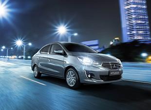 Mitsubishi Attrage'dan 0 faiz fırsatı