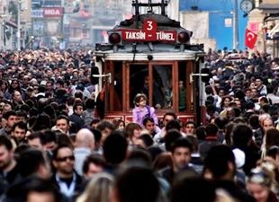 İstanbul'a gelen turist sayısında artış