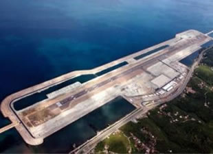 Ordu-Giresun Havalimanı'nda Alorka Carrier imzası