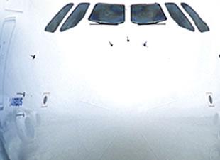 2 bin yolcu taşıyan uçak geliyor
