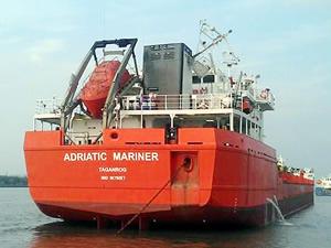"""Palmali'ye ait M/T ADRIATIC MARINER isimli gemiye """"Kaçak Akaryakıt"""" soruşturması açıldı"""