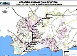 Gebze'ye LRT-Metro fizibilitesi hazırlanacak