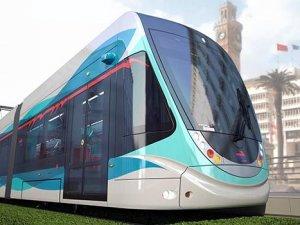 İşte İzmir'in Tramvayları