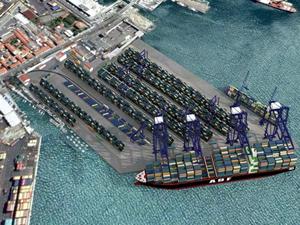 Türkiye limanlarına uğrayan gemi sayısı arttı