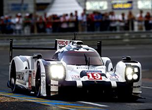 Porsche'den Le Mans'ta tarihi zafer