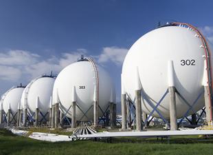 LPG ihracat ve ithalatı arttı