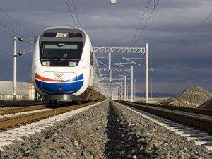 Konya-Kaşınhanı arasındaki 20 km'lik demiryolu bu ayı sonu açılacak