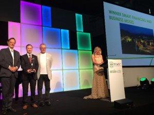 KAYSERAY uluslararası bir ödül daha aldı