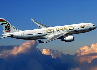 Etihad, Hong Kong'a her gün uçuyor
