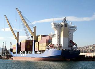 Samsun'da liman hizmetleri Türkiye ortalamasını solladı