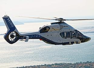 H160 ilk uçuşunu gerçekleştirdi