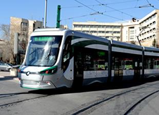 Konya'da tramvay Pazartesi'den itibaren duracak