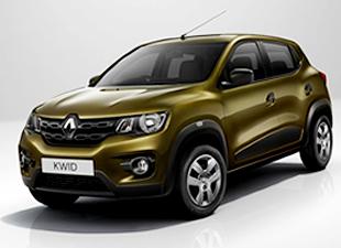 Renault'nun yeni otomobili Kwid