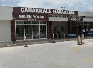 Çanakkale Havalimanında kapasite artırılıyor