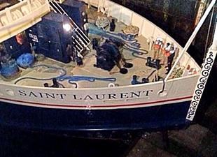 Kanada'da kruvaziyer gemisi beton duvara çarptı: 30 yaralı