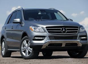 """Mercedes 2015'i """"SUV"""" yılı ilan etti"""