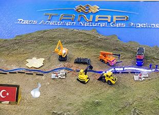 TANAP projesi için 6 firma çağırılacak