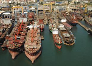 Gemi inşa sanayine kredi desteği artıyor