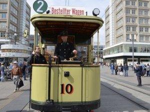 Berlin tramvay sistemi, 150 yaşında dünya 4. sü oldu
