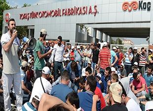 Tofaş'ta 80 işçinin daha işine son verildi