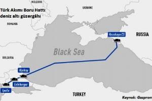 Saipem 7000 Türk Akımı için yola çıktı