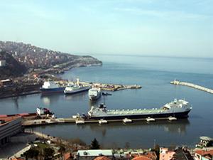 Kırım ve Ukrayna'daki belirsizlik Zonguldak limanını vurdu