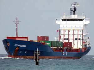 CFS PALENCIA isimli konteyner gemisi, Türk alıcıya satıldı