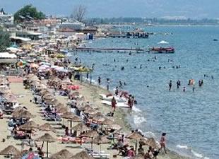 Antalya'da turist kaybı 450 bine yükseldi
