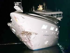 Kılavuz kaptanın sorumsuzluğu, faciaya neden oluyordu!