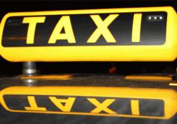 """Taksicilik artık daha bilinçli"""