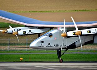 Solar Impulse 2 yeniden göklerde