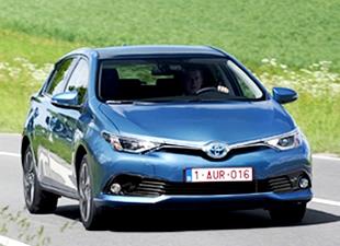 Yeni Toyota Auris Temmuz'da geliyor
