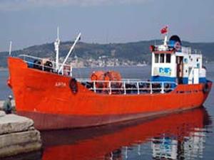 İstanbul'da İSTAÇ gemilerden 1700 TIR atık topladı