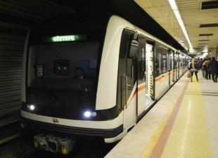 İzmir metrosunda 1 Milyon lira tasarruf