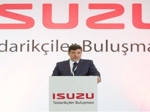 Isuzu'da hedef 1 milyar lira