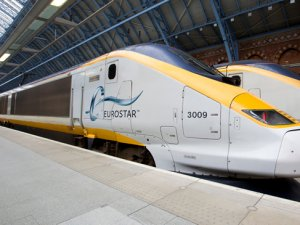 Eurostar tren seferleri durduruldu