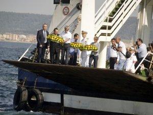 1 Temmuz Denizcilik ve Kabotaj Bayramı yurdun her yanında kutlandı