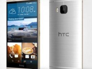 Htc One M9+ akıllı telefon satışta