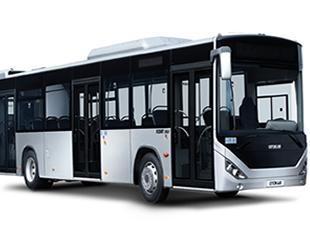 Otokar'dan İtalya'ya 150'nci otobüs