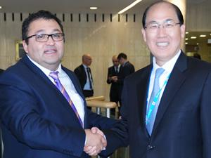 IMO'nun seçilmiş Genel Sekreteri Ki-Tac Lim, ilk röportajını Deniz Haber Ajansı'na verdi