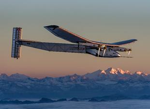 Solar Impulse 2 rekor kırdı