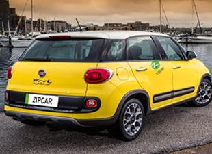 Zipcar Otokoç'la yaygınlaşıyor